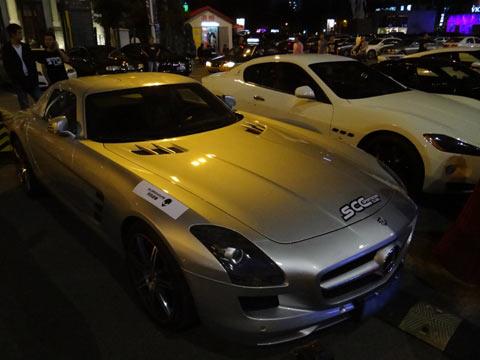 北京SCC超跑俱乐部 中国人的豪车最贵车展图片