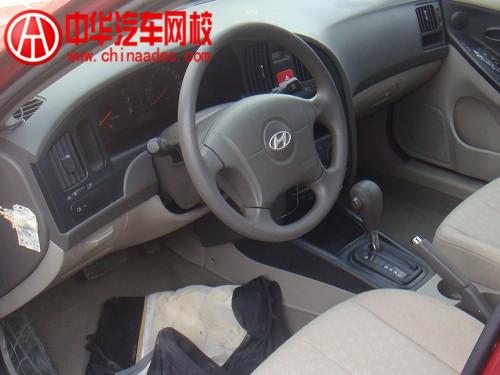 【二手车评估案例】北京现代伊兰特