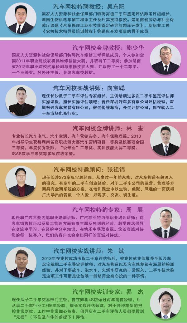 2018年二手车行业知识微课堂(兴趣班)@chinaadec.com