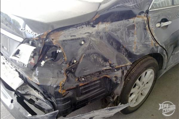 二手车评估师的必备技能,怎么识别事故车@chinaadec